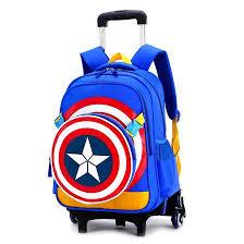 کیف چرخ دار مدرسه