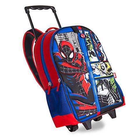 قیمت کیف چرخدار مدرسه